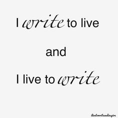 write quote