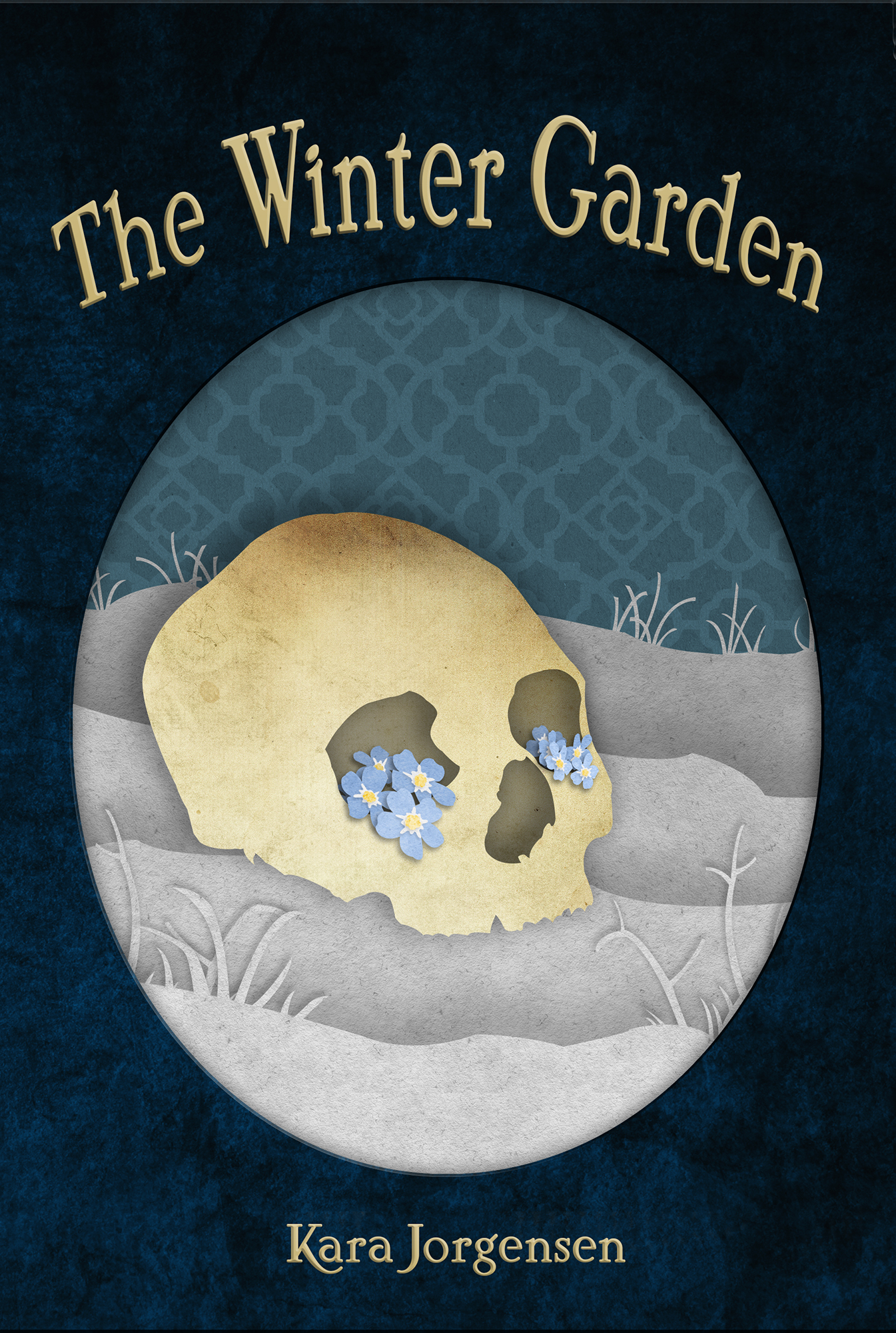 cover reveal for the winter garden book two of the ingenious mechanical devices - Winter Garden Book